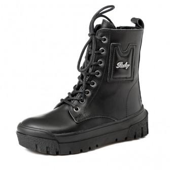 Ботинки зимние КалориЯ черные