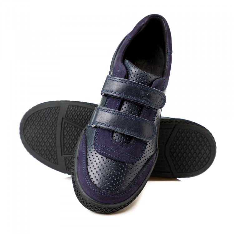 Кроссовки КалориЯ синие