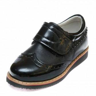 Туфли Minibel T222(20-27)PR чёрный лак (21-25)