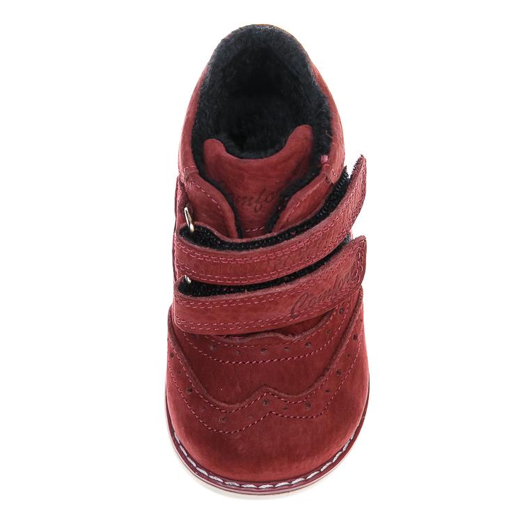 Ботинки д/с Comfort shoes 074(21-25)бордо