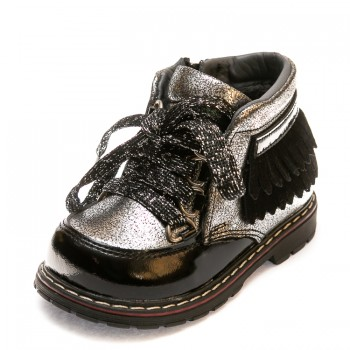 Ботинки д/с Comfort shoes 103B серебро(21-25)