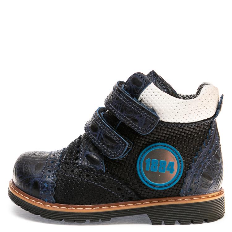 Ботинки д/с K.Pafi 081B(1)темно-синие(21-25)