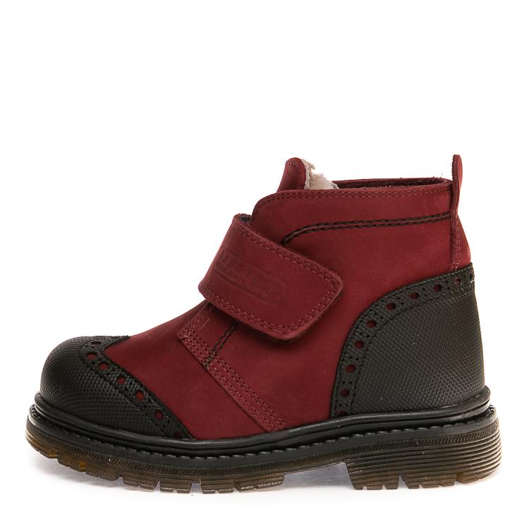 Зимние ботинки Panda 285P(316)бордо(26-30)