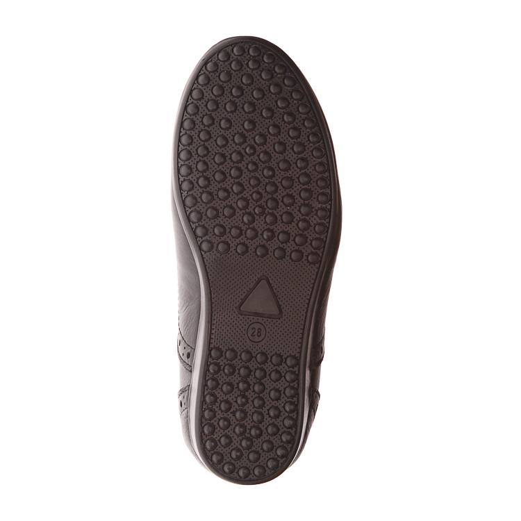 Туфли DALTON 9050(01) чёрная кожа (26-30)
