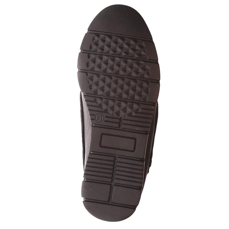 Мокасины DALTON 103(01)черные(37-40) DL