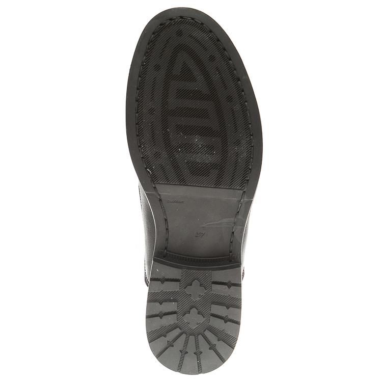 Туфли AGENT'S чёрные для мальчика