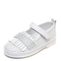 Туфли 4119-1 белые (19-21)