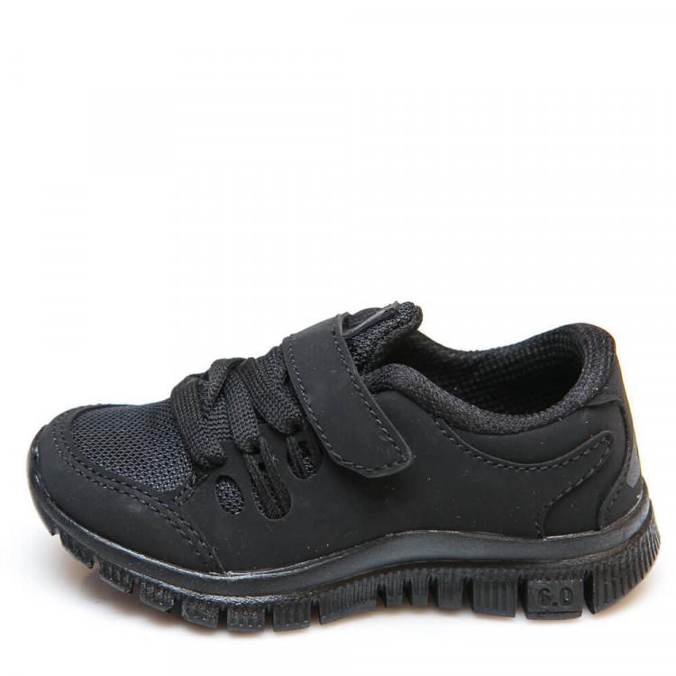 Кроссовки Ankara TK2201-15 чёрные (22-25)