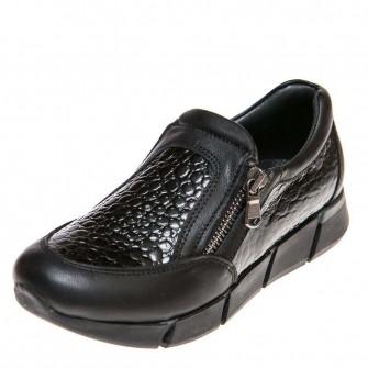 Туфли Bebizia чёрные для девочки