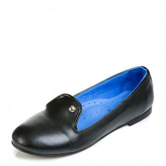 Туфли T379(27)чёрные (32-37)