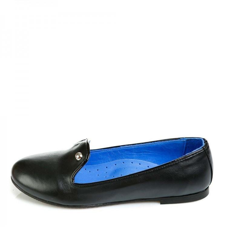 Туфли КалориЯ T379(27)чёрные (32-37)