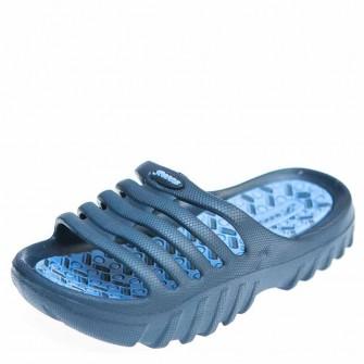Шлёпки 5031 H  син\голубые (24-29)