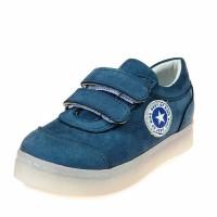 Кроссовки MiniLady 8015(59)голубой (21-25)