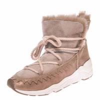 Зимние ботинки Cool Moon 157402 бежевые (36-41)