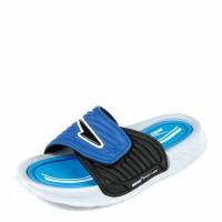 Шлёпки Super Gear синие