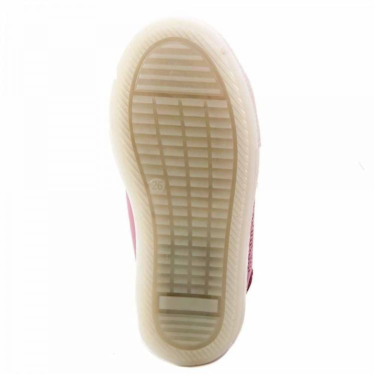 Кроссовки MiniLady 700-05 пудра розовая (26-30)