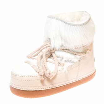 Зимние ботинки Cool Moon 251005 бежевые (36-41)