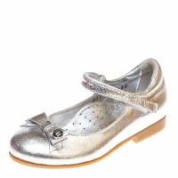 Туфли MiniLady 311(625) серебро (21-25)