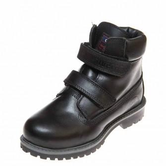 Зимние ботинки Alberes 2155K (101)глянец