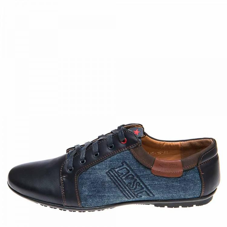 Туфли КалориЯ A15-1N (36-41)