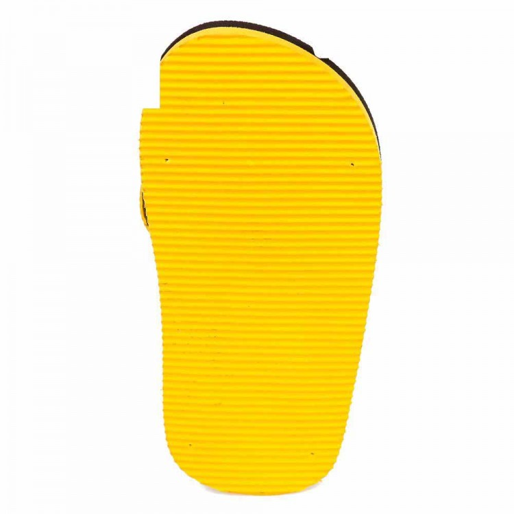 Вьетнамки Super Gear PV6317 жёлтые обезьяна (22-27)