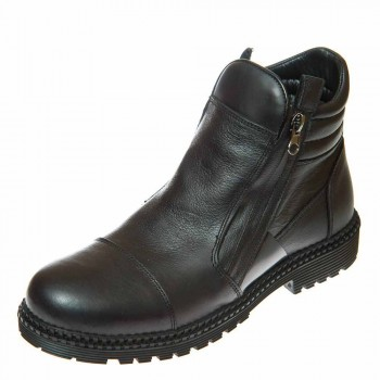 Зимние ботинки OCAK чёрные