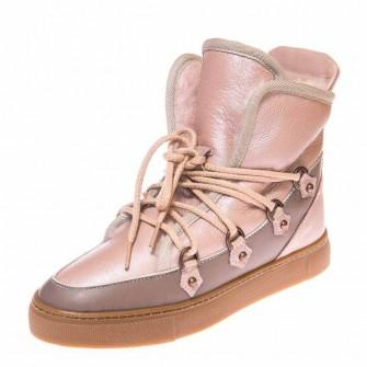 Зимние ботинки Cool Moon 157612 розовые (36-41)