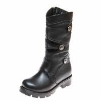 Зимние сапоги K.Pafi 500754(32) чёрный