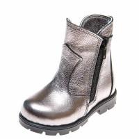 Ботинки зима 0978 B(06) серебро