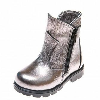 Зимние ботинки K.Pafi 978 B(06) серебро