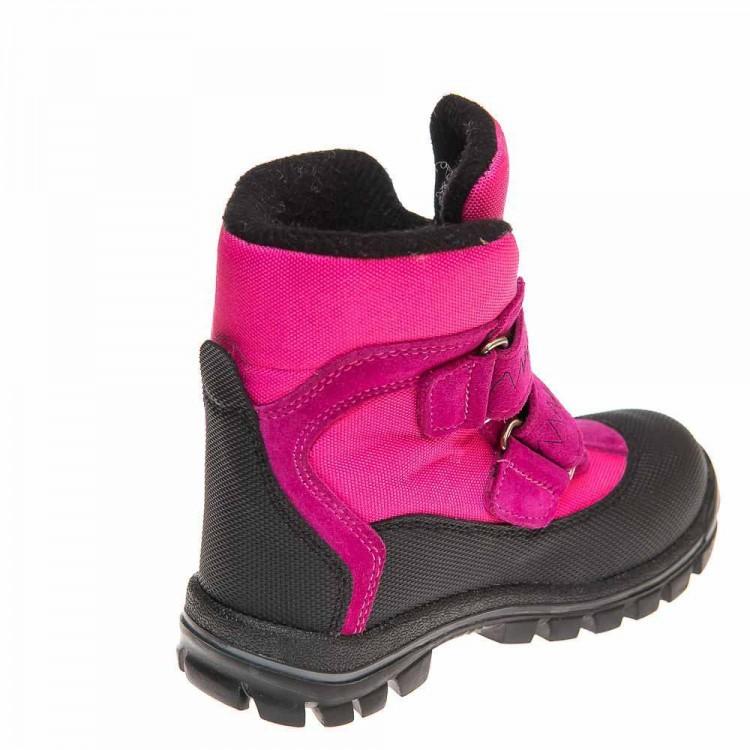 Термо ботинки Panda 329(612)малиновые