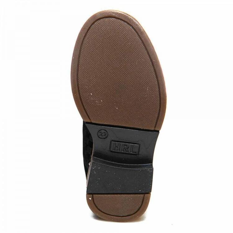 Туфли Sibel Bebe 3522-2 черная замша (22-25)