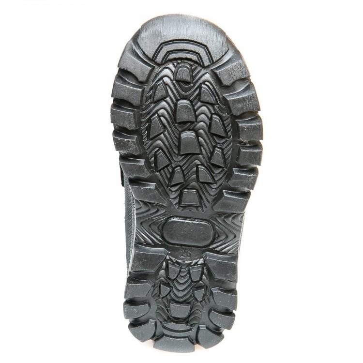Термо ботинки Panda 330(307) чёрные