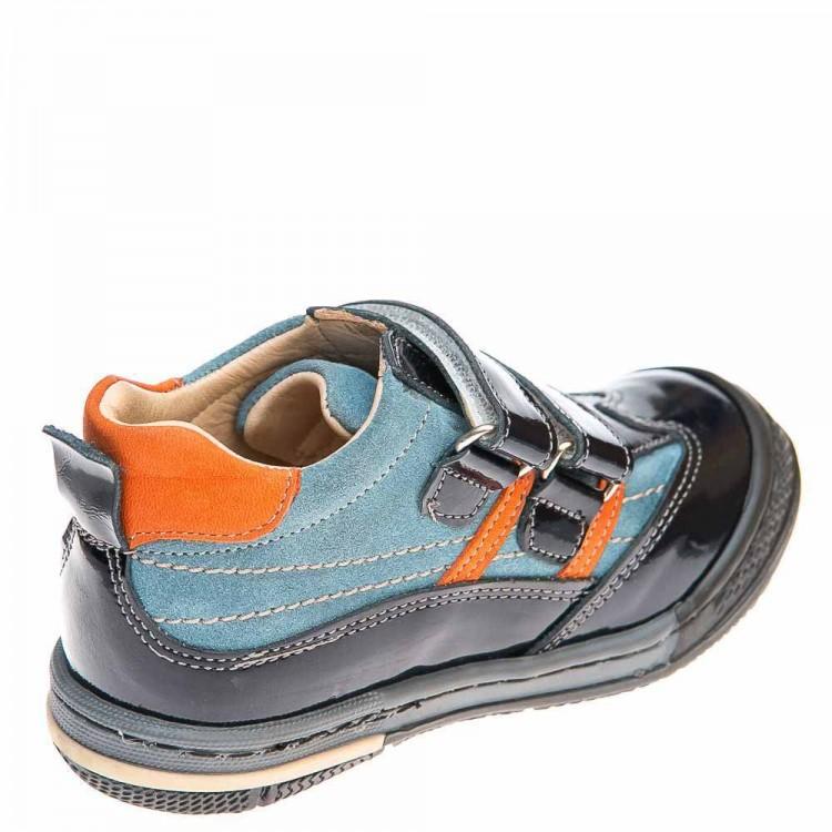 Ботинки д/с Alberes 1047 (49-48A) синий (21-25)