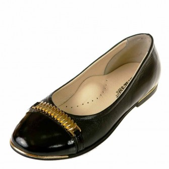 Туфли 021 (лак) (31-36)
