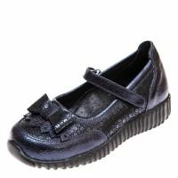 Туфли Panda 02444(773)синие перламутровые (28-30)