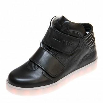 Ботинки д/с 4000(04)чёрные