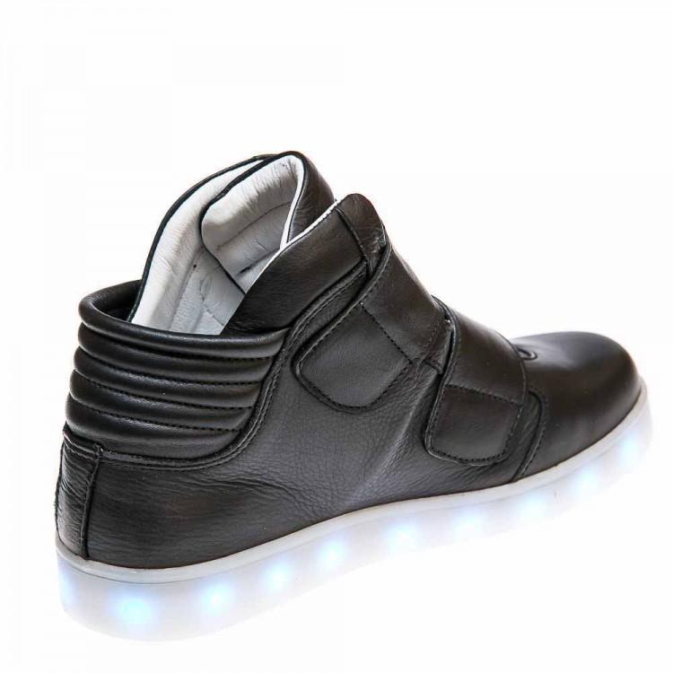 Ботинки д/с DALTON чёрные