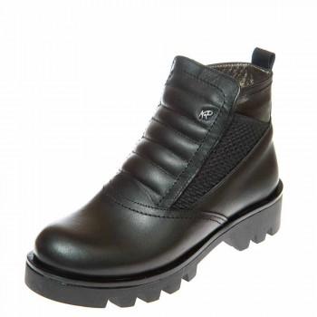 Зимние ботинки K.Pafi 35275(01) чёрные