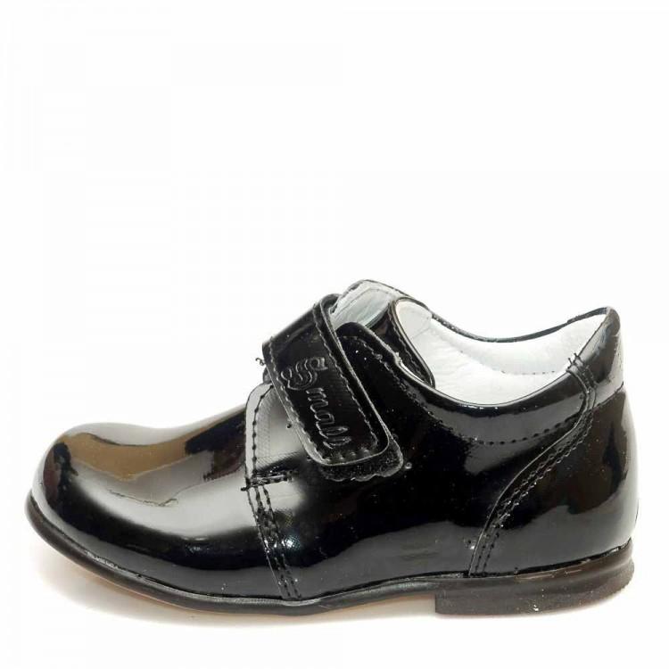 Туфли Sibel Bebe 2126 чёрный лак (22-25)