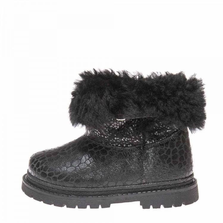 Зимние ботинки Panda 1300(335) чёрные