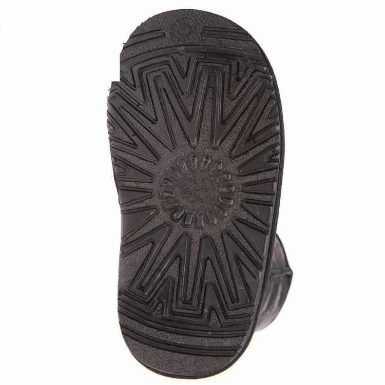Угги Ankara 131201(2002)классика чёрная кожа