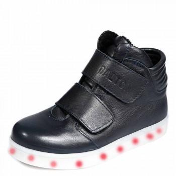 Ботинки д/с 4000(02)чёрные