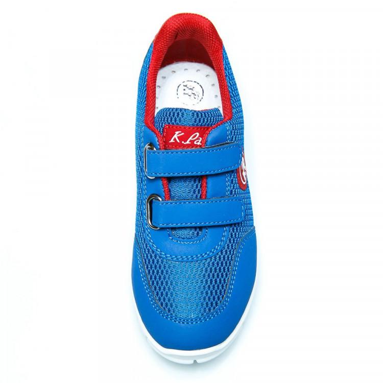 Кроссовки K.Pafi 17150(12) синие (31-36)