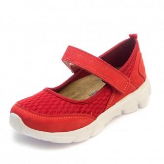 Туфли 501 красные (31-36)
