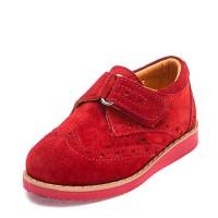 Туфли 208(1)PR красные (21-25)