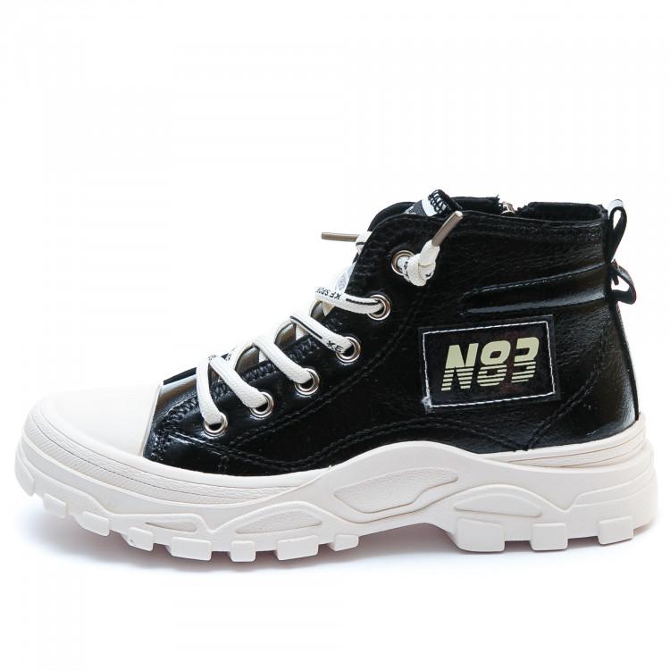 Кроссовки Fashion F625-1(31-36)черн