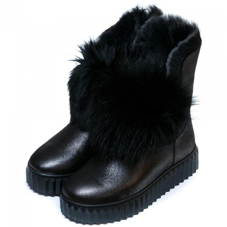 Ботинки зима K.Pafi 2002(82)(37-39)мех