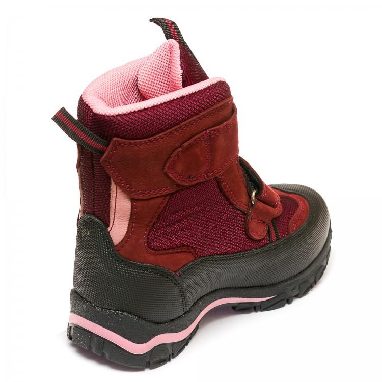 Термо ботинки Panda 329(5)бордо(31-36)
