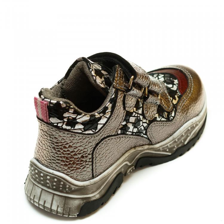 Ботинки Panda д/с 0262020B(212)(21-25) бронзовые